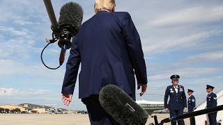 Whistleblower: Weißes Haus wollte heikles Telefonat vertuschen