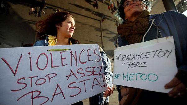 Sandra Muller: French government advisor on gender violence is 'optimistic' despite court ruling