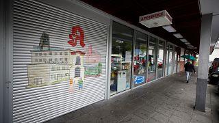 Diese Apotheke ist eine von drei aktuell geschlossenen in Köln