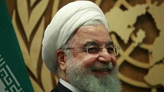 Watch: Rouhani accuses Europe of 'lacking willingness' to keep Iran nuclear deal going