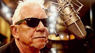 Ο Έρικ Μπάρντον, ο θρύλος της ροκ στο Euronews
