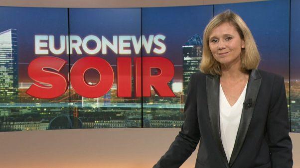 Euronews Soir spécial Jacques Chirac : jeudi 26 septembre 2019