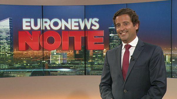 Euronews Noite | As notícias do Mundo de 26 de Setembro de 2019