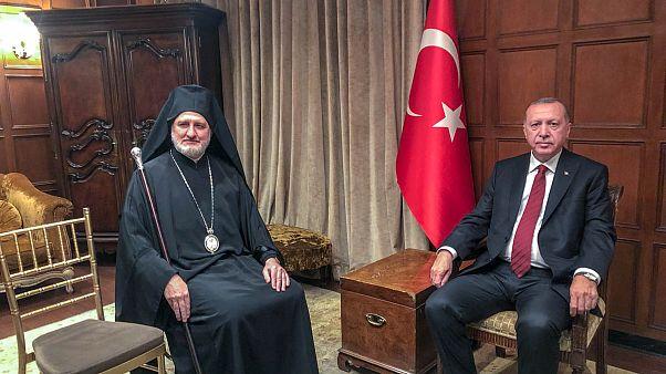 Ελπιδοφόρος - Ερντογάν για ανθρώπινα δικαιώματα και θρησκευτικές ελευθερίες