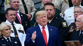 Trump llama 'espía' al soplón que ha provocado el 'impeachment'