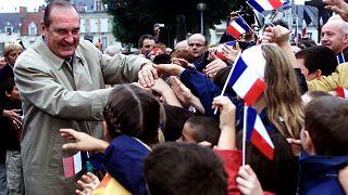 Chirac lenyűgözte a franciákat