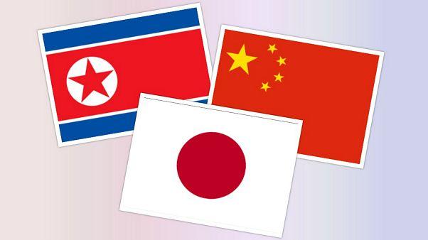 ژاپن: خطر چین برای منطقه بزرگتر از خطر سلاحهای هستهای کره شمالی است