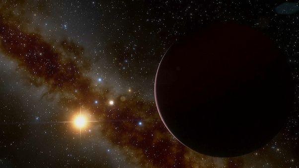Des chercheurs ont découvrent une planète un peu particulière
