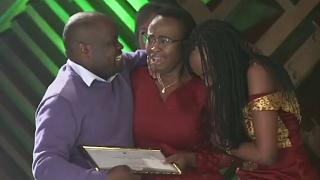 Az első Ms President Kenyában