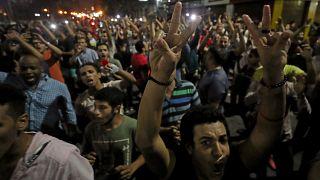 Mısır'da Sisi yönetimine karşı gösterilerde bir haftada 2 bine yakın kişi gözaltına alındı