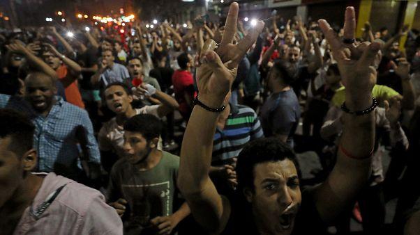 اعتقال ألفي شخص من ضمنهم أجانب في مصر خلال أسبوع بعد التظاهرات
