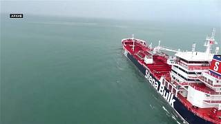 Британский танкер покинул иранский порт