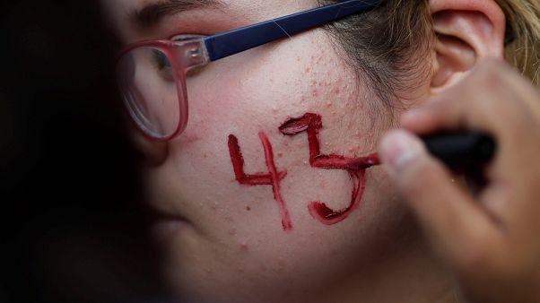 Mexiko: Gedenktag für die 43 verschwundenen Studenten