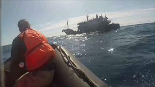 Russia: sequestrati 3 pescherecci nord-coreani