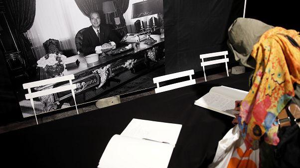 تكريم شعبي لجاك شيراك في باريس يوم الأحد