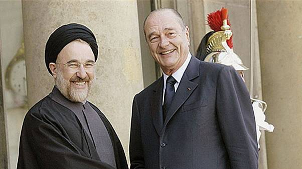 فراز و فرود روابط ژاک شیراک، رئیس جمهوری فقید فرانسه با ایران