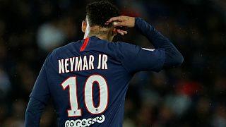 نیمار برای حل اختلاف با باشگاه سابق خود به بارسلون رفت