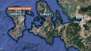 Csecsemő és kisgyerek is meghalt egy felborult csónak utasai közül a tengeren