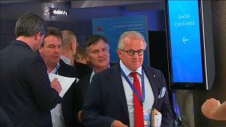 Fritz Keller ist in Frankfurt an die Spitze des DFB gewählt worden