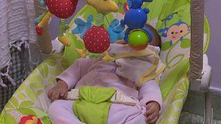 Desmantelada en Grecia una red de tráfico de bebés