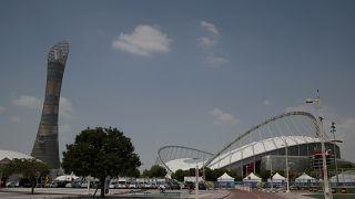 ملعب خايفة الدولي في الدوحة
