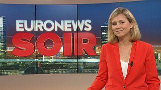 Euronews Soir : l'actualité du vendredi 27 septembre 2019