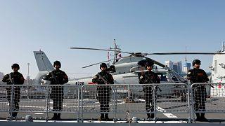 Japonya dış güvenlik riskleri listesinin başına Kuzey Kore yerine Çin'i yerleştirdi