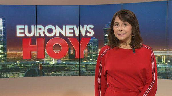 Euronews Hoy | Las noticias del viernes 27 septiembre de 2019
