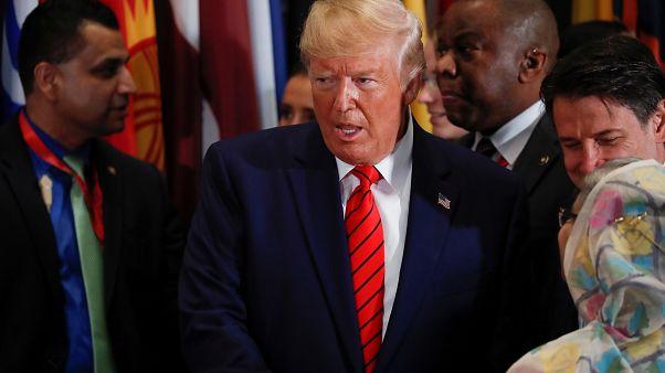 Donald Trump desmente presidente iraniano sobre negociações