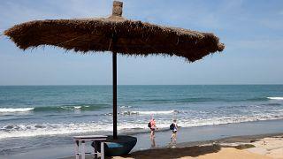 Urlaubsressort in Gambia