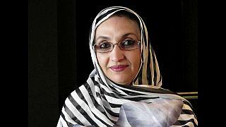 Aminatou Haidar, la « Ghandi du Sahara Occidental »