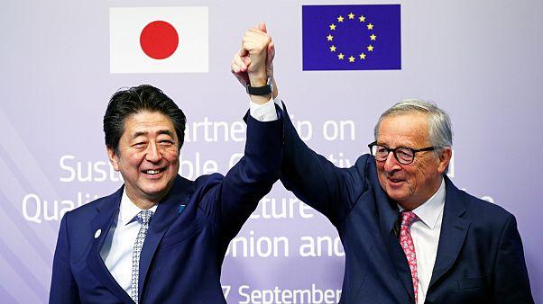 واکنش عملی اتحادیه اروپا و ژاپن به طرح پکن برای ایجاد «راه ابریشم جدید»