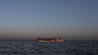 Yunanistan'a geçmeye çalışan Türk vatandaşı 2 kadın, 5 çocuk Ege'de boğuldu; 12 kişi kurtarıldı