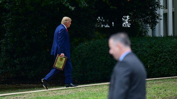 Trump'ın azil süreci: Dışişleri Bakanı Pompeo'dan Ukrayna ile ilgili belgeler istendi
