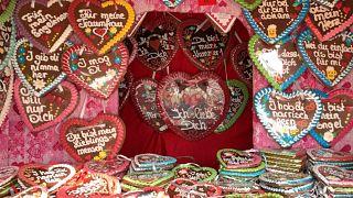 Wiesn-Herzen: Cliché, aber unglaublich beliebt