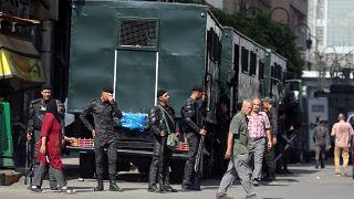 El Gobierno egipcio blinda El Cairo para contener nuevas protestas contra Al Sisi
