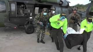 """Golpe letal del Ejército colombiano a la banda criminal de """"Los Pelusos"""""""