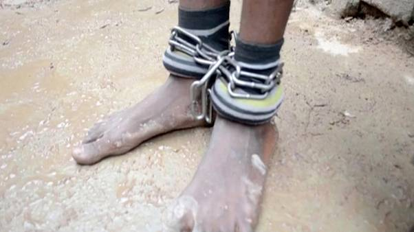 Σχολείο βασανιστηρίων στη Νιγηρία