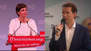 Αυστρία: Προβάδισμα Κουρτς λίγο πριν ανοίξουν οι κάλπες