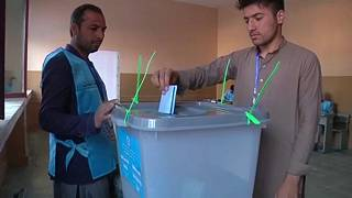 Présidentielle en Afghanistan, entre risques d'abstention et d'attentats