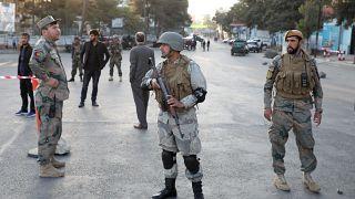 سلسلة انفجارات تهز عدة مدن أفغانية تزامنا مع الانتخابات الرئاسية