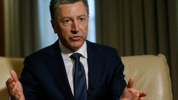 المبعوث الأميركي إلى أوكرانيا يستقيل بعد ورود اسمه في فضيحة مكالمة ترامب