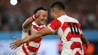 Кубок мира по регби: Япония сотворила сенсацию