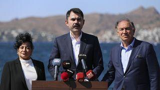 Çevre ve Şehircilik Bakanı: İstanbul'da 10 bin toplanma alanımız var