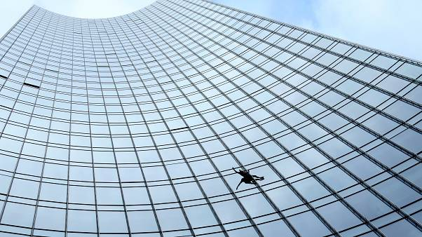 """Spiderman"" (57) in Frankfurt festgenommen"