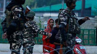 تشدید تدابیر امنیتی در کشمیر پس از سخنرانی «عمران خان» در سازمان ملل