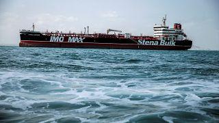 El 'Stena Impero' atraca en Dubái tras su liberación