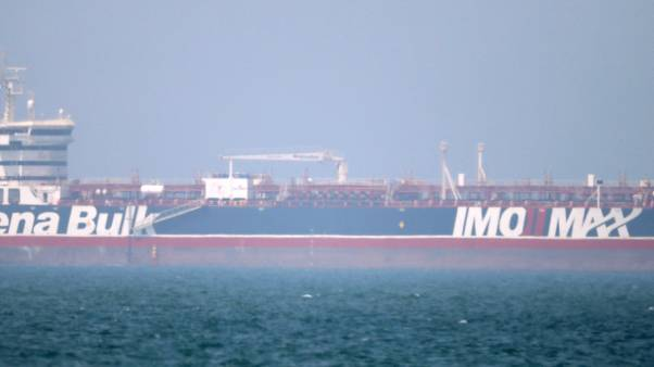 Нефтяной танкер Stena Impero прибыл в ОАЭ