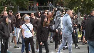 Attacke auf Gay-Pride-Parade in Polen