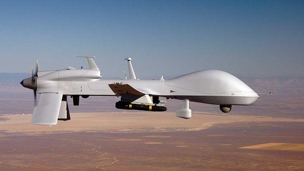 طائرة مسيرة تابعة للجيش الأميركي